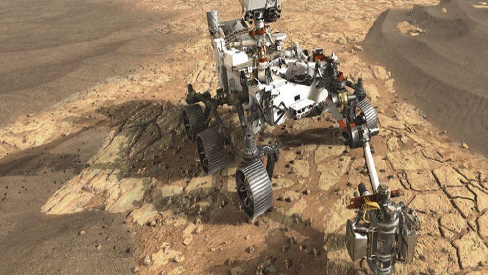 Η NASA επιβεβαίωσε ότι το ρόβερ Perseverance συνέλλεξε το πρώτο πέτρινο δείγμα από τον Άρη