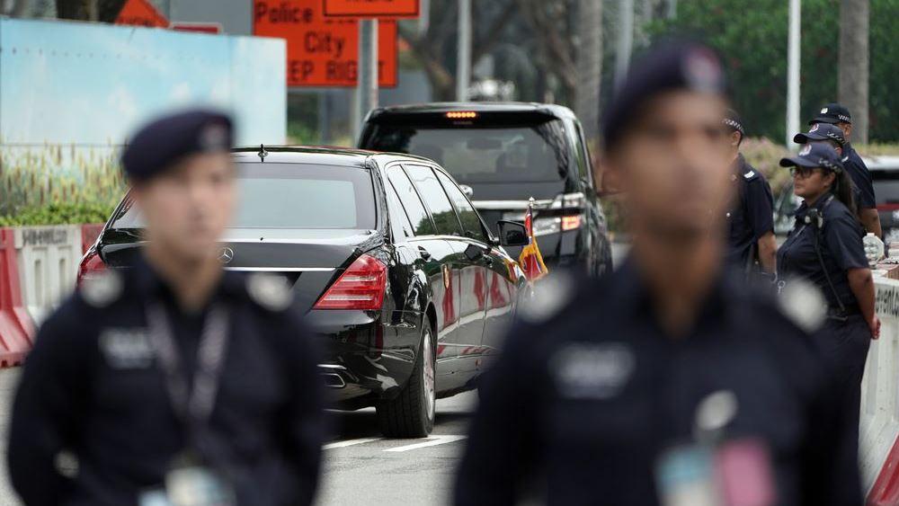 Σιγκαπούρη: Έξι εβδομάδες φυλακή για Βρετανό που αρνείτο να φορέσει μάσκα