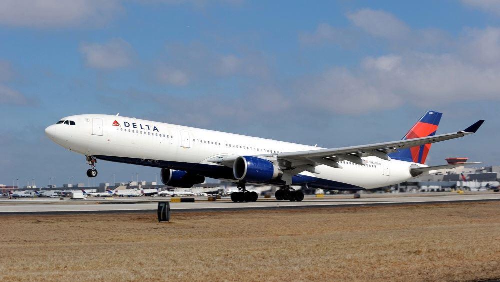Η Delta είναι ο πρώτος αμερικανικός αερομεταφορές που ξεκινά και πάλι τις πτήσεις προς Ελλάδα