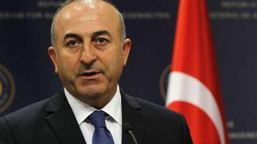 Τσαβούσογλου: Αν η ΕΕ πάρει μέτρα εναντίον μας θα αυξήσουμε τις δραστηριότητές μας στην Κύπρο