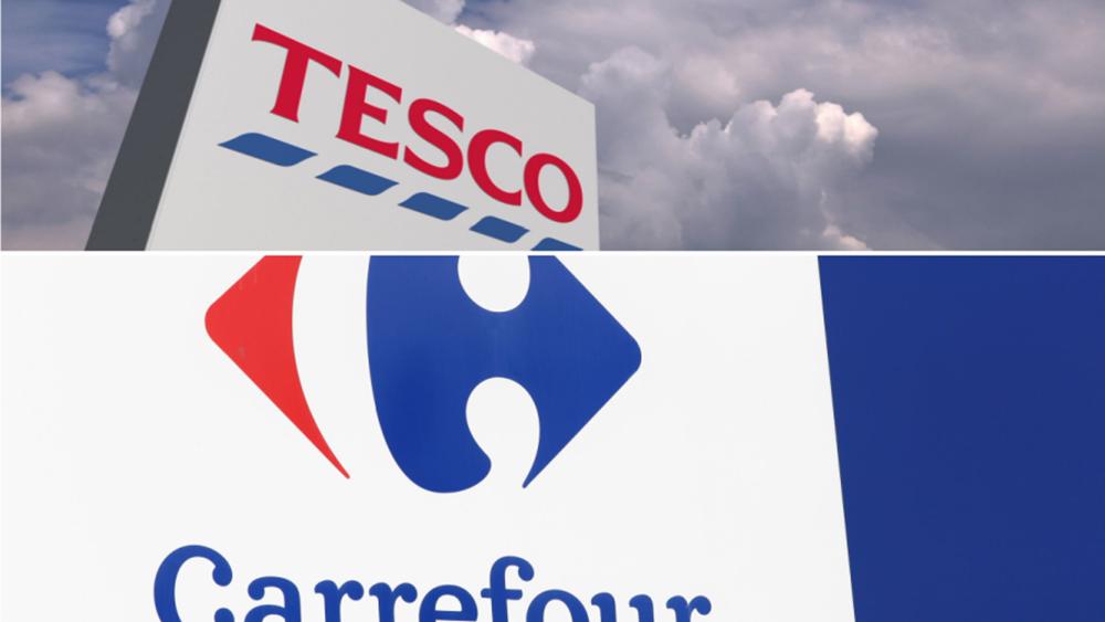 Carrefour και Tesco ανακοίνωσαν το τέλος της οικονομικής τους συμμαχίας