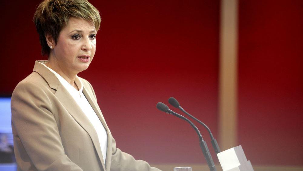 Γεροβασίλη: Συνειδητή η στήριξή μας στην κ. Σακελλαροπούλου