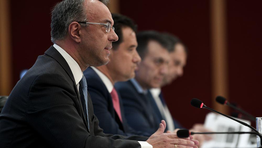 Χ. Σταϊκούρας: Έρχονται νέα στοχευμένα μέτρα στήριξης
