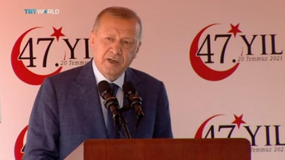 Ερντογάν - Τατάρ: Ανοίγουν την κλειστή πόλη της Αμμοχώστου υπό τουρκοκυπριακή διοίκηση
