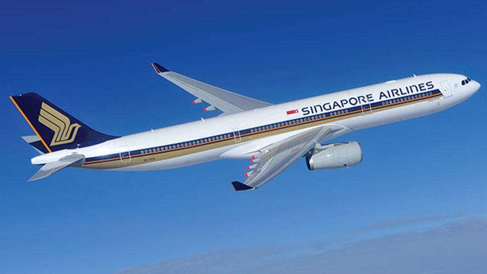 Περικοπές 4.300 θέσεων εργασίας από την Singapore Airlines