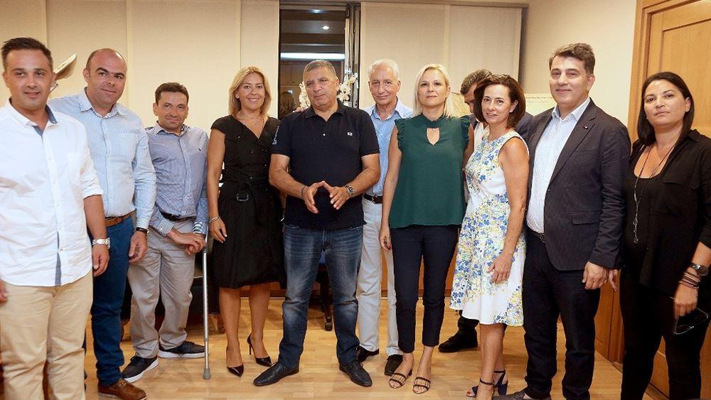 Περιφέρεια Αττικής: Ποιους όρισε ο Γ. Πατούλης ως χωρικούς και θεματικούς αντιπεριφερειάρχες