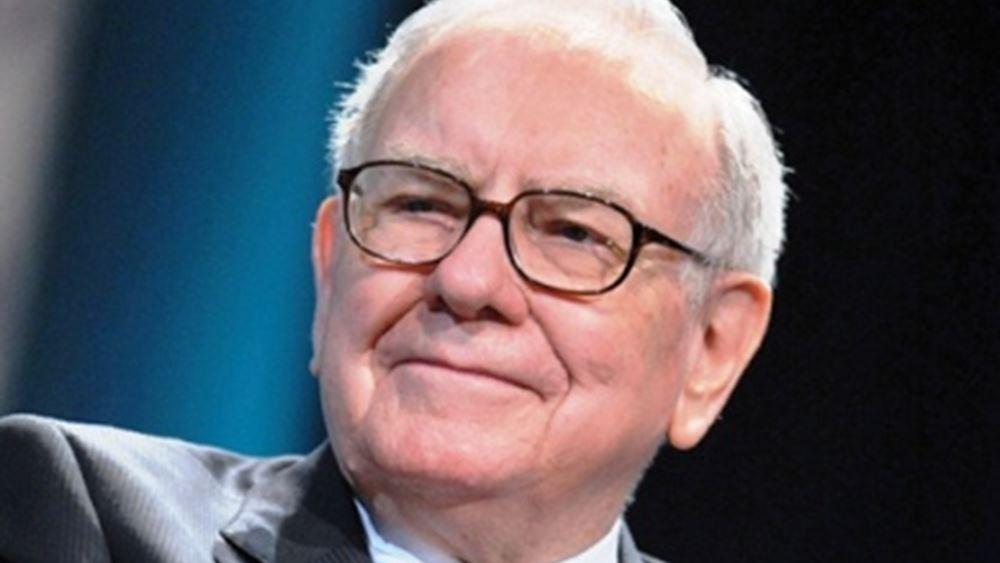 Buffett για πρόσφατο selloff: Moυ πήρε 89 χρόνια να ζήσω κάτι τέτοιο