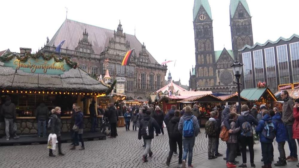 Πυρομαχικά βρέθηκαν κοντά σε χριστουγεννιάτικη αγορά στο Βερολίνο