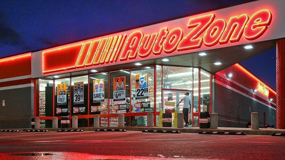 AutoZone: Άνοδος της μετοχής ύστερα από τα αποτελέσματα τριμήνου