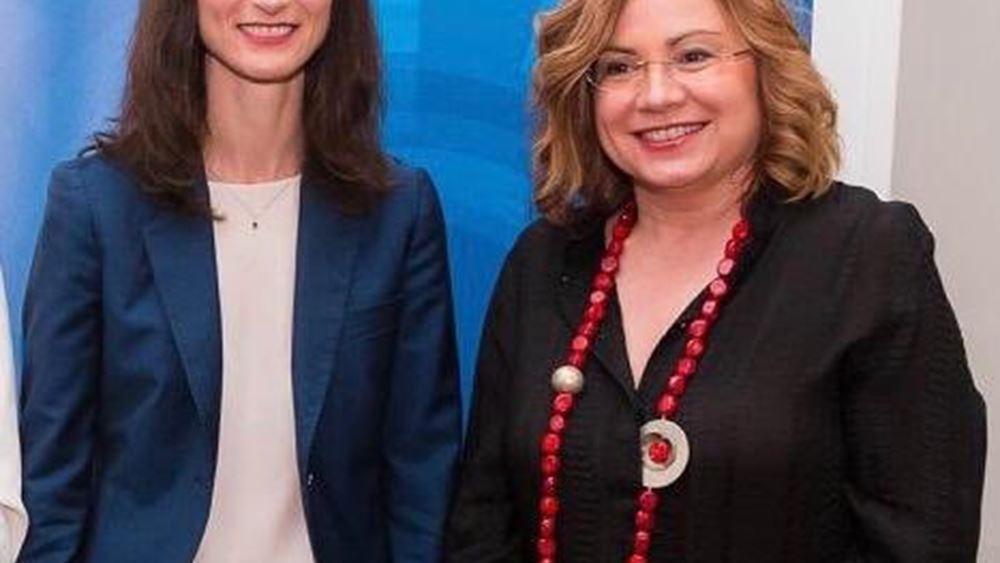 H Μαρία Σπυράκη Πρέσβειρα της Ε.Ε για το ασφαλές Διαδίκτυο