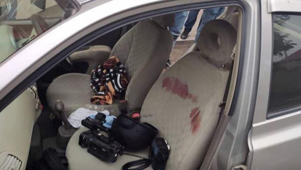 Δύο δημοσιογράφοι της γαλλικής Le Monde τραυματίστηκαν σοβαρά από αζερικά πυρά στο Καραμπάχ