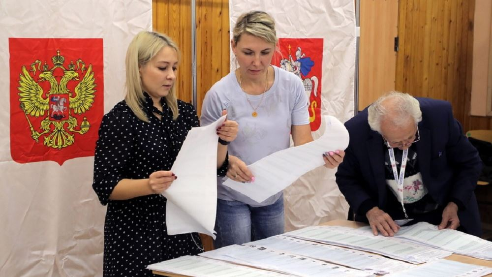 Ρωσια εκλογες 20.09.2021