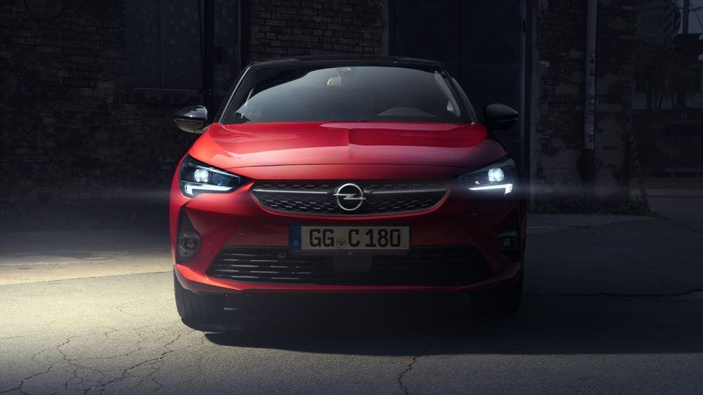 Η τεχνολογία φώτων IntelliLux LED Matrix της Opel
