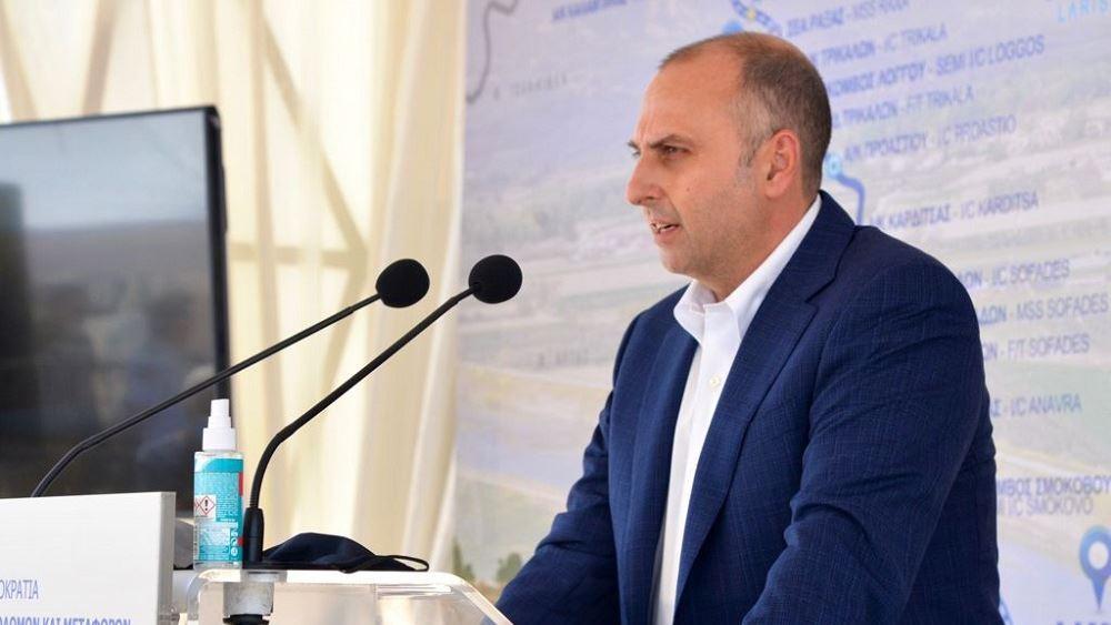 Γ. Καραγγιάννης (γγ Υποδομών): Δρομολογούμε αντιπλημμυρικά έργα 440 εκατ. ευρώ στην Αττική