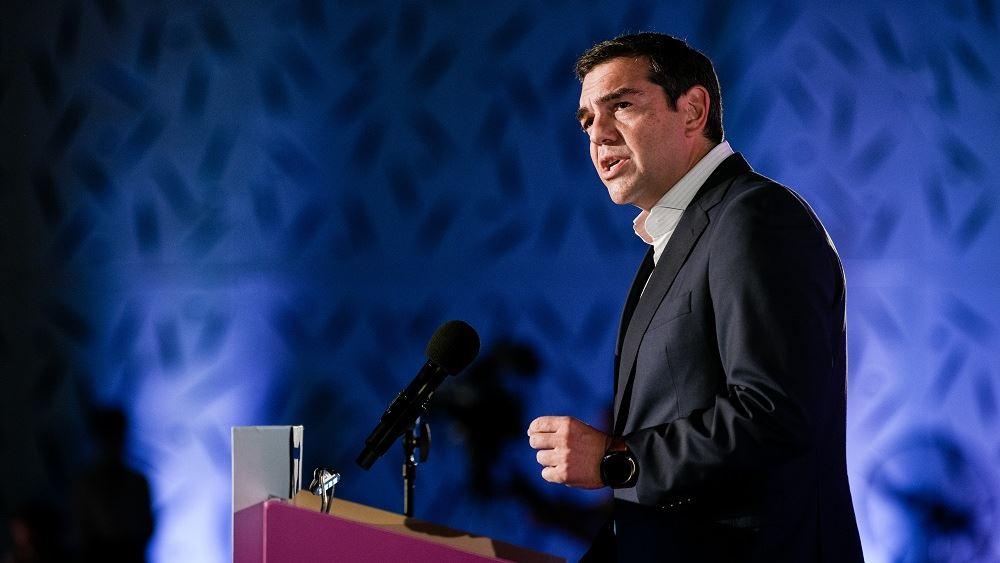 Ο Τσίπρας είπε σε Economist ότι ο Μητσοτάκης σχεδιάζει δημοσιονομική προσαρμογή 16 δις ως το '23