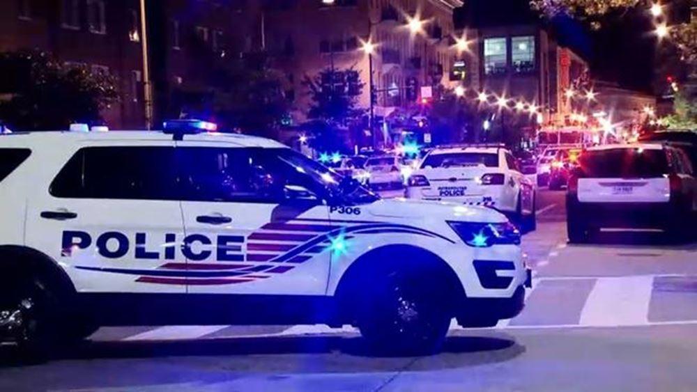 ΗΠΑ: Η αστυνομία αναζητεί δύο ενόπλους για το περιστατικό με τους πυροβολισμούς στην Ουάσινγκτον