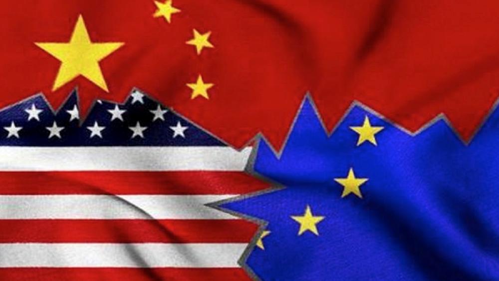 Τι πιστεύουν οι Ευρωπαίοι για τον Ψυχρό Πόλεμο ΗΠΑ-Κίνας