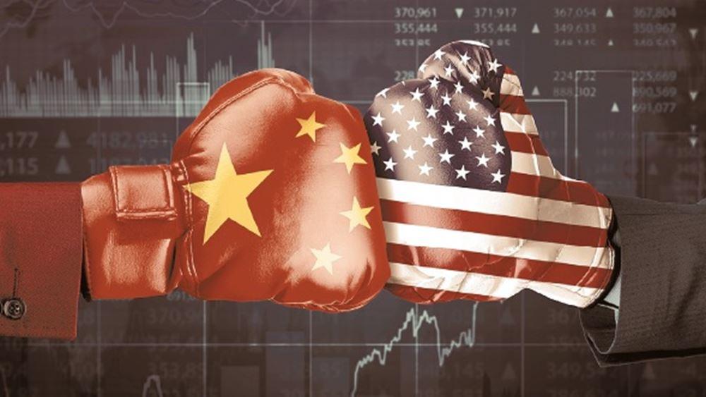 ΗΠΑ-Κίνα: Συντάσσουν περίγραμμα της συμφωνίας για τον τερματισμό του εμπορικού πολέμου τους