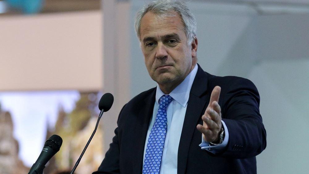 Η παραβατικότητα των Τούρκων στο Αιγαίο, τέθηκε από τον Μ. Βορίδη στο Συμβούλιο Υπουργών Γεωργίας της ΕΕ