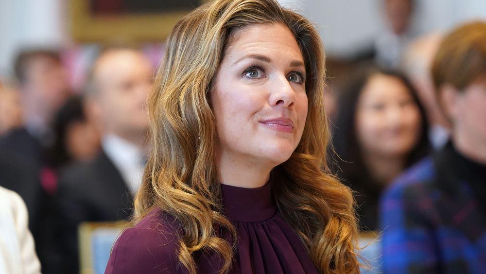 Κορονοϊός: Αποθεραπεύτηκε η σύζυγος του πρωθυπουργού του Καναδά