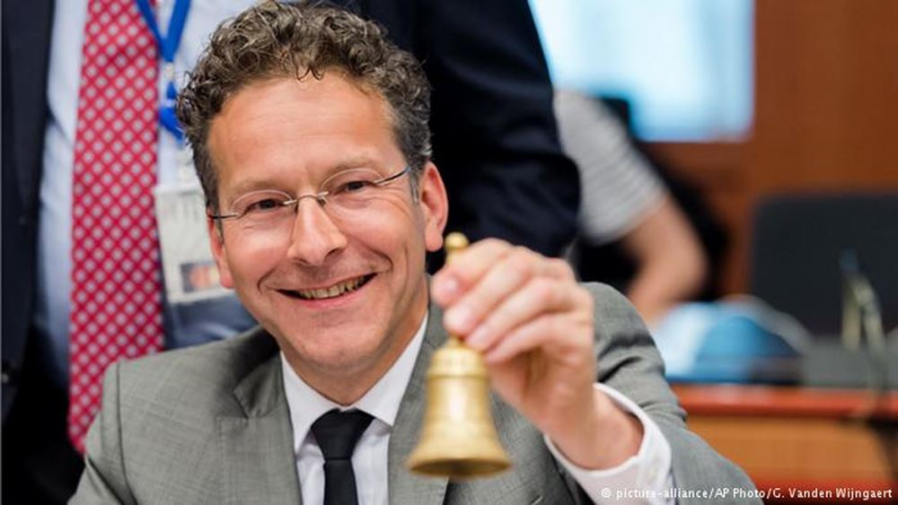"""Η ολλανδική κυβέρνηση προωθεί τον Dijsselbloem για το """"τιμόνι"""" του ΔΝΤ"""