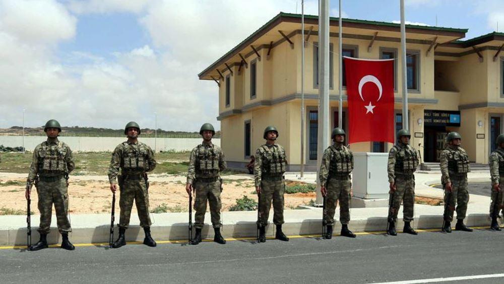 τουρκία-βάση-κατάρ