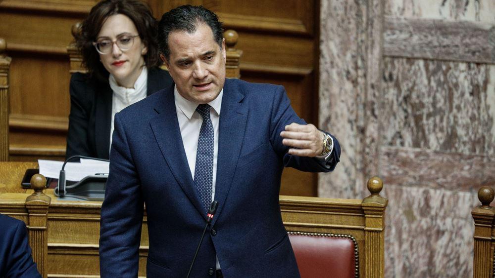 """Άδ. Γεωργιάδης: Αναπόφευκτα τα """"εισαγόμενα"""" κρούσματα - Θυμίζουν ελληνικό Δεκέμβριο 2008 οι ΗΠΑ"""