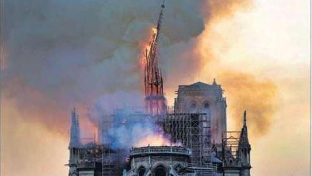 Παναγία των Παρισίων: Οι εργασίες αποκατάστασης θα διαρκέσουν χρόνια, ίσως και δεκαετίες...