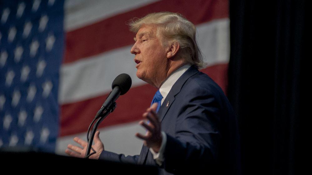 """Τραμπ: """"Έγκλημα κατά της ανθρωπότητας"""" οι πολύνεκρες επιθέσεις"""