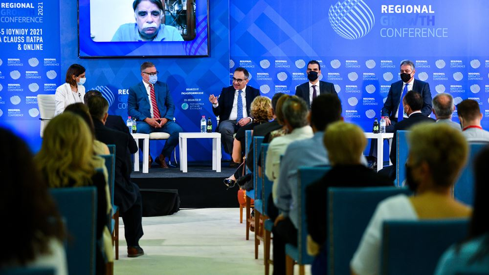 Regional Growth Conference: Τα Fake news, η έλλειψη εμπιστοσύνης και η σύνδεσή τους με το αντιεμβολιαστικό κίνημα