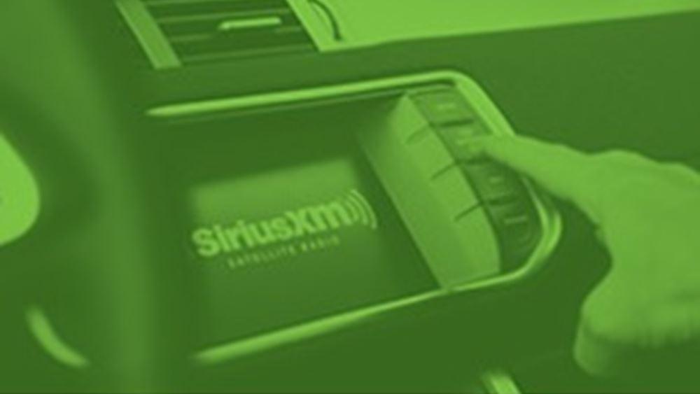 SiriusXM: Αυξήθηκαν κέρδη και έσοδα στο τρίμηνο