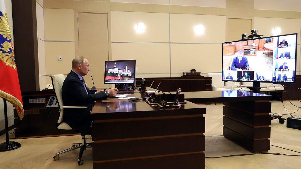 Πούτιν: Ο υπ. Επιστήμης και Ανώτατης Παιδείας είχε επίσης νοσήσει με κορονοϊό
