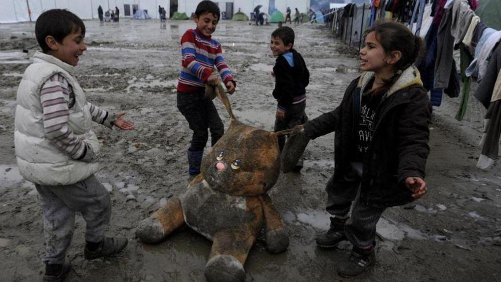 Στον Βόλο πρόσφυγες από δομές των νησιών του Αιγαίου