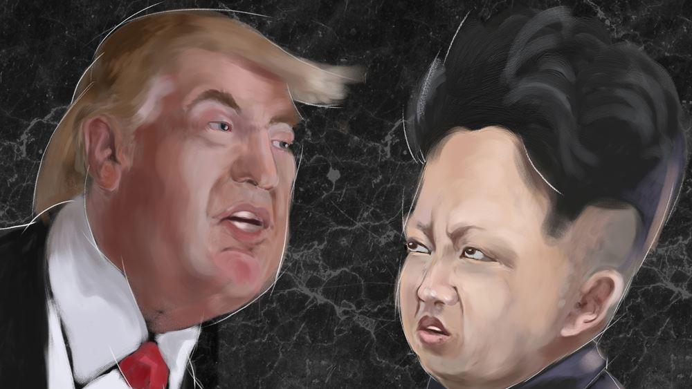 """Μπόλτον: Ο Τραμπ """"διασκέδασε πολύ"""" τον Κιμ Γιονγκ Ουν"""