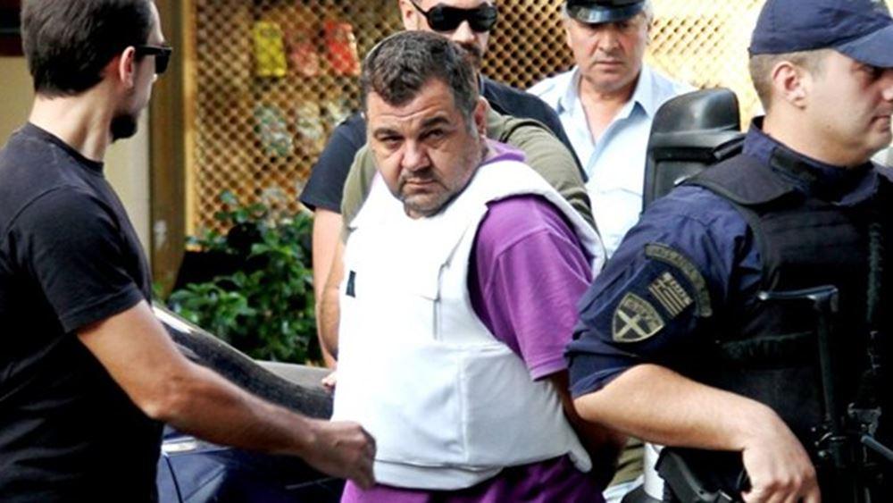 Δίκη Χρυσής Αυγής: Συνελήφθη ο Γιώργος Ρουπακιάς