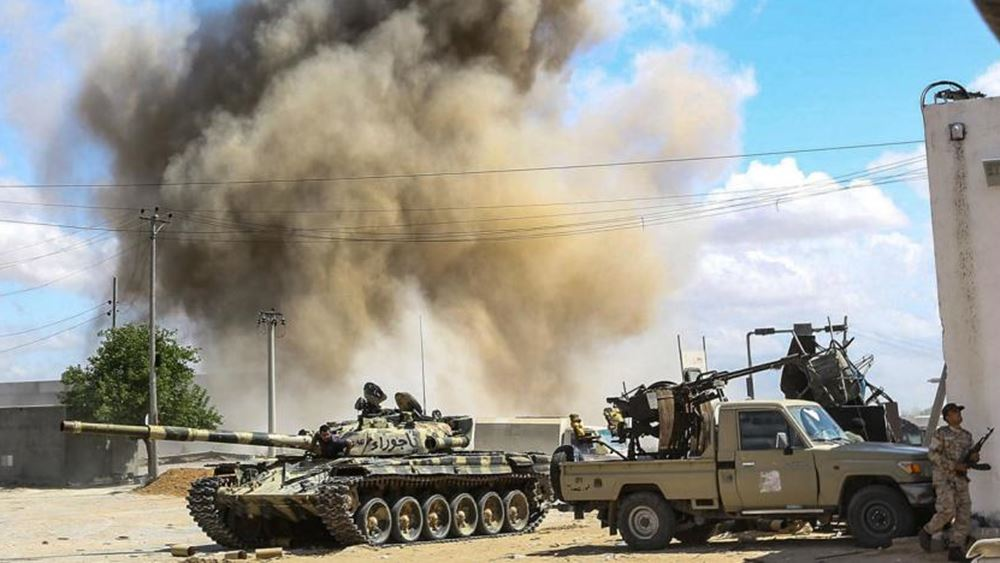 Λιβύη: Τουλάχιστον 7 νεκροί και 10 τραυματίες από έκρηξη ναρκών στα νότια προάστια της Τρίπολης