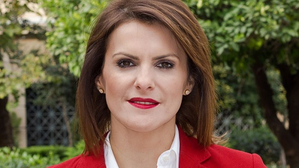 Παραιτείται και η Κ. Μάρκου, για να θέσει υποψηφιότητα στην Ευρωβουλή