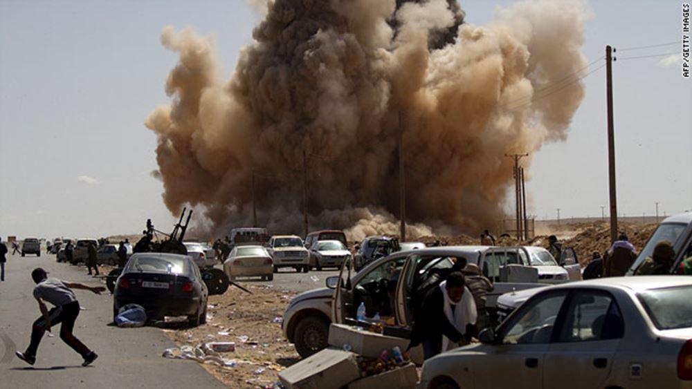 Οι ΗΠΑ ζητούν αποχώρηση Τουρκίας και Ρωσίας από τη Λιβύη