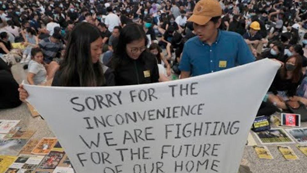 Χονγκ Κονγκ: Ακυρώθηκαν 150 πτήσεις - Προσπάθεια να εκτελεστούν τα δρομολόγια της Τρίτης