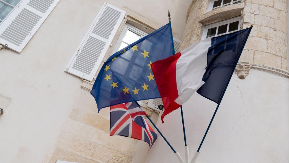 """Η Γαλλία ανεβάζει τους τόνους: Ζητά """"σθεναρή"""" στήριξη από ΕΕ ενάντια στη Βρετανία για τους αλιείς"""