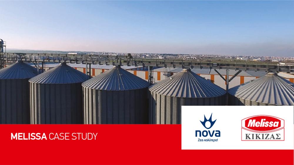 Συνεργασία Nova και Μέλισσα Κίκιζας: Επιχειρησιακή Συνέχεια και Διασφάλιση Δεδομένων