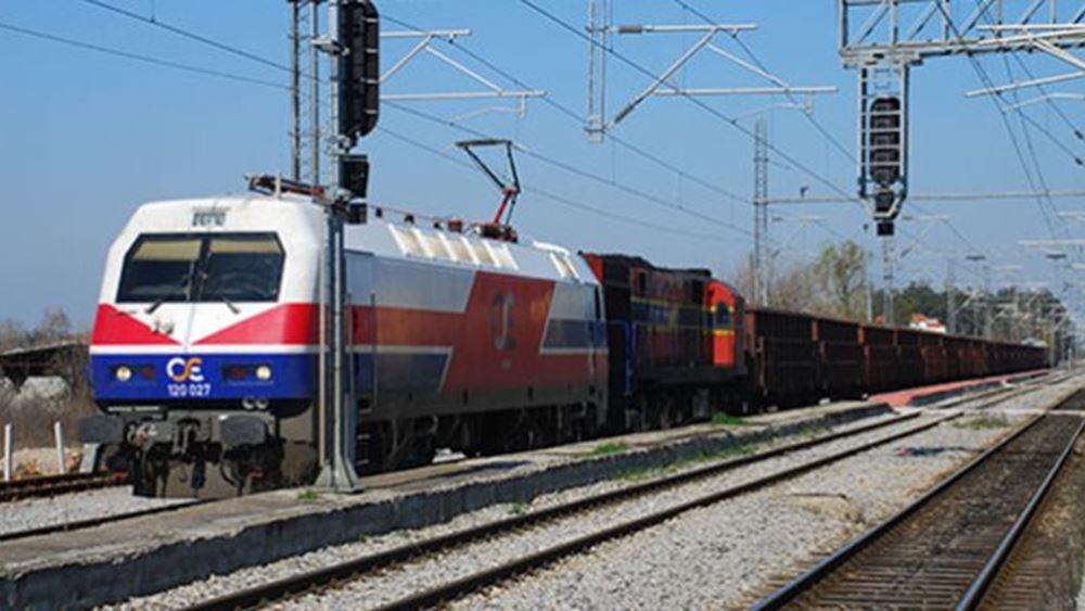 Προσωρινή διακοπή στη σιδηροδρομική γραμμή Θεσσαλονίκη-Αλεξανδρούπολη λόγω εκτροχιασμού εμπορικού τρένου