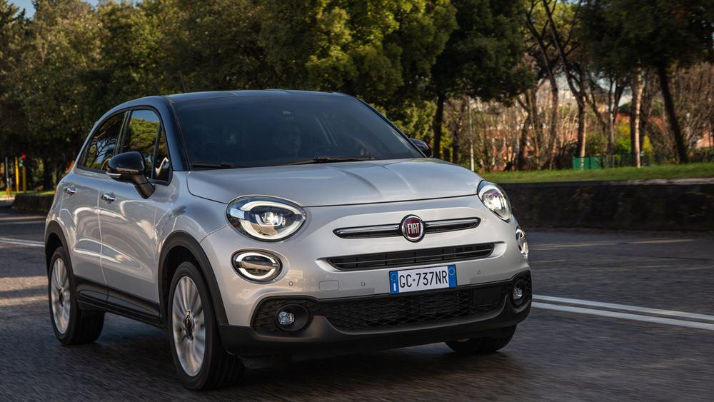 Η Fiat παρουσιάζει το νέο 500X Connect