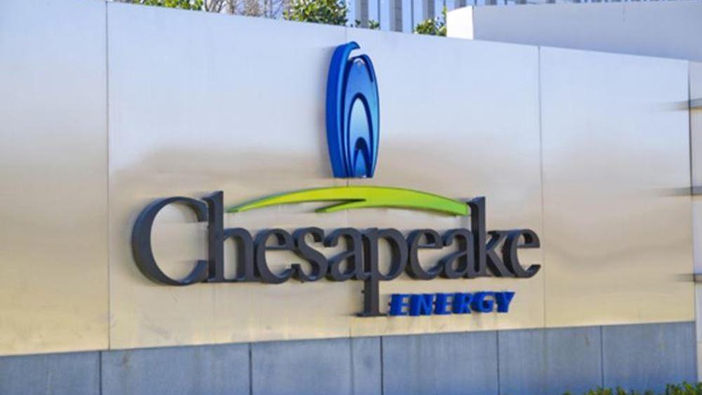 Ζημιές μεγαλύτερες του αναμενόμενου από την Chesapeake Energy
