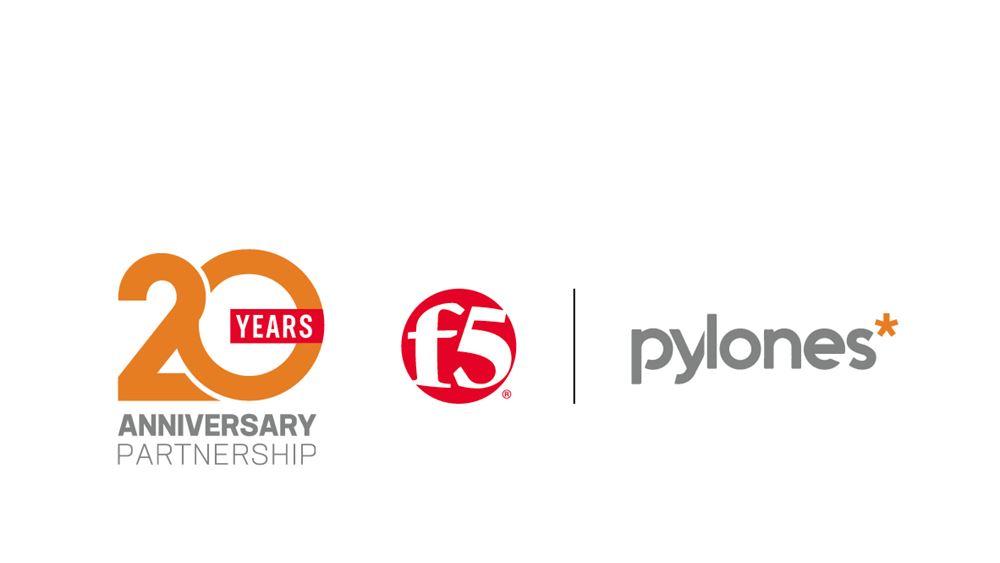 F5 και Pylones Hellas κλείνουν 20 χρόνια συνεργασίας