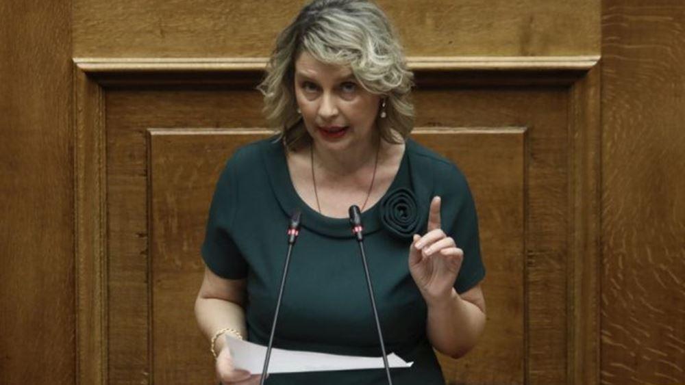 Θα δώσει ψήφο εμπιστοσύνης στην κυβέρνηση η Κ. Παπακώστα, παρά τις φήμες