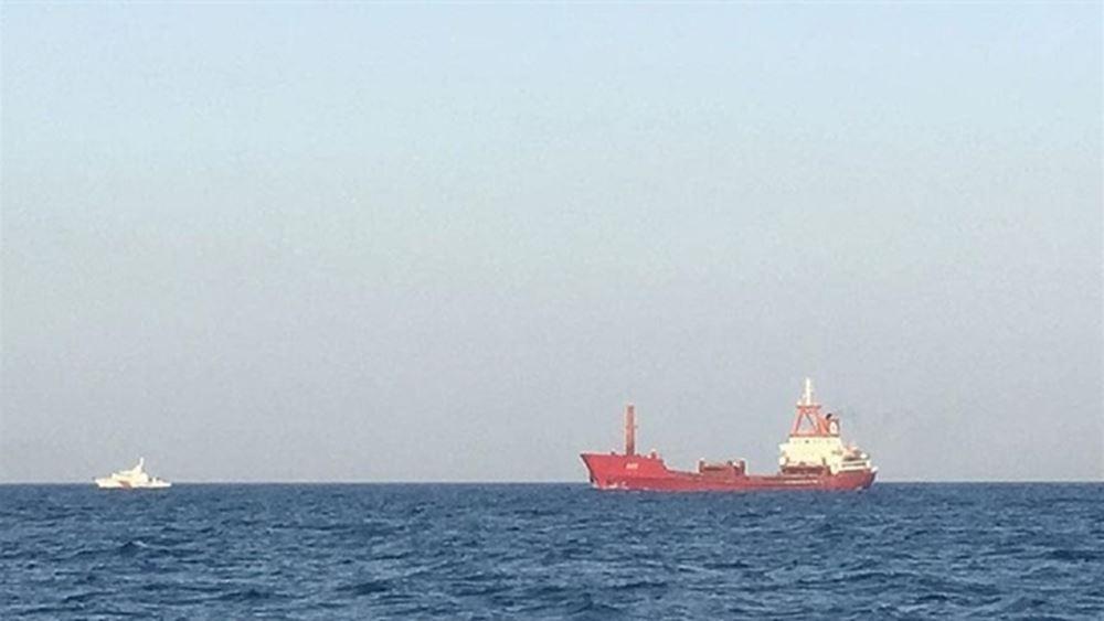 Κόλπος: Το Ιράν κατέσχεσε ένα νέο ξένο δεξαμενόπλοιο