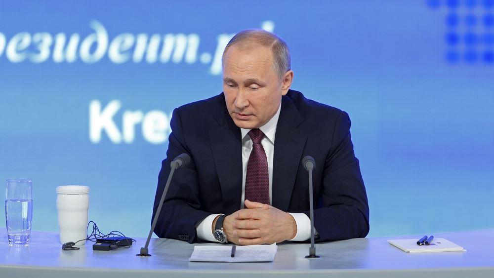 Κοροναϊός: Θα ελέγχονται με θερμικές κάμερες όσοι είναι παρόντες σε εκδηλώσεις του Πούτιν