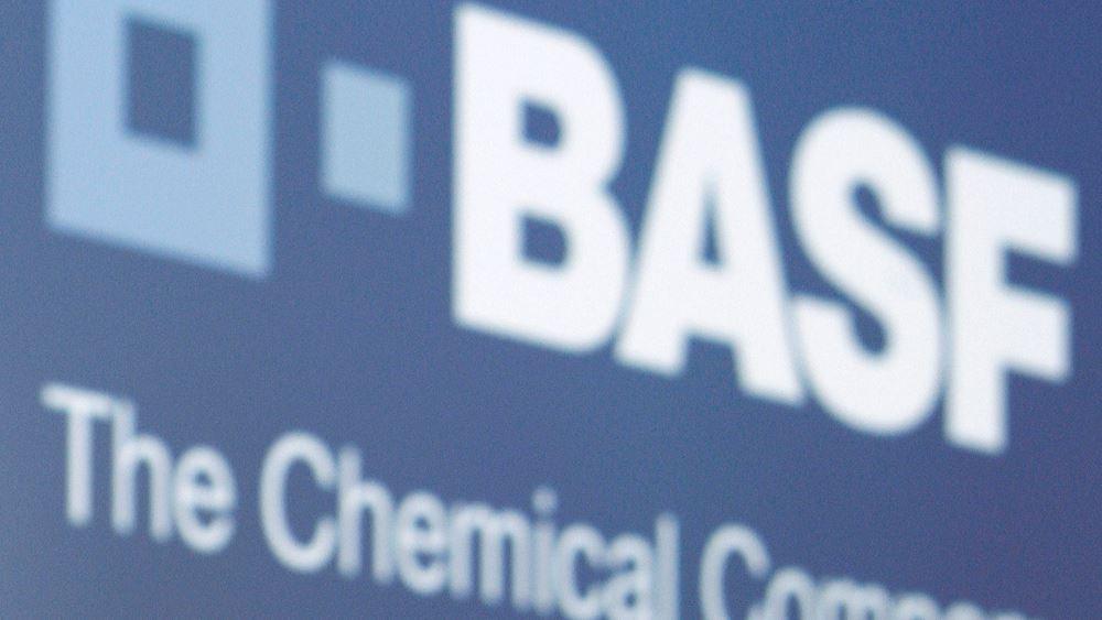 Αρνητική προειδοποίηση για τα κέρδη εξέδωσε η BASF