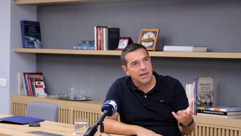 Αλ. Τσίπρας: Ως κυβέρνηση θα καταργήσουμε την ελάχιστη βάση εισαγωγής